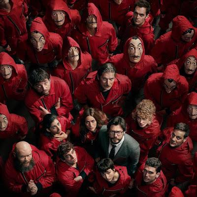 رابط Netflix: مسلسل لاكاسا دي بابيل ايجي بست الموسم الرابع La Casa De Papel Season 4