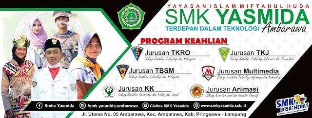 Desain Banner Program Keahlian SMK Yasmida Ambarawa