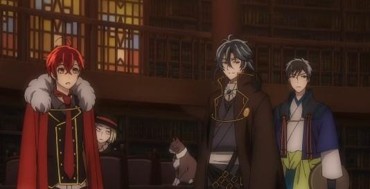 Assistir Bungou to Alchemist: Shinpan no Haguruma Episódio 2 HD Legendado Online, Download Bungou to Alchemist: Shinpan no Haguruma Todos Episódios Online HD.