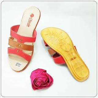 Sandal CS Slop Karet CPC sandal murah