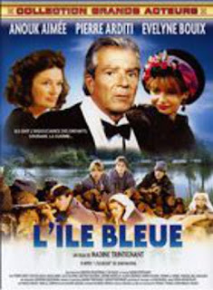L'île bleue- The Blue Island