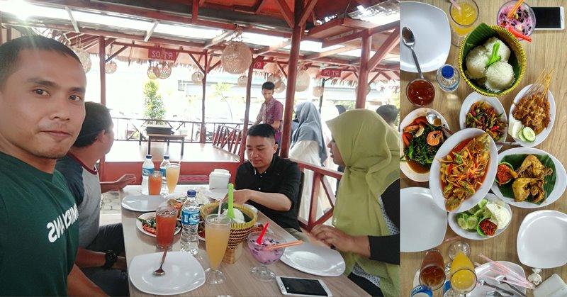 Gara-Gara Ini Aku Jadi Gagal Foto Bareng Wati Dilan, Meet and Greet bareng Dilan 1990 di Transmart Pekanbaru,