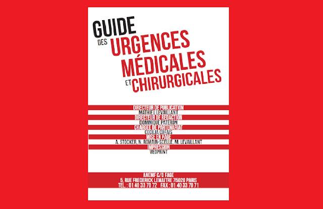Guide des Urgences médicales et chirurgicales PDF