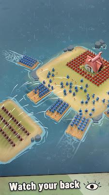 ISLAND WAR (MOD, DIRECT VICTORY) APK DOWNLOAD