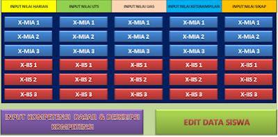 Aplikasi Raport K13 SMA hasil Revisi www.librarypendidikan.com