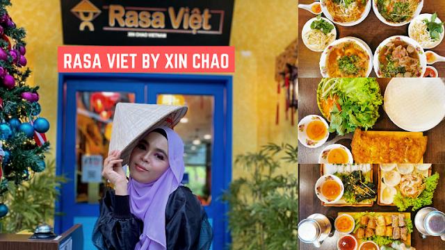 Nikmati Keenakan Masakan Authenthic Vietnam di Rasa Viet