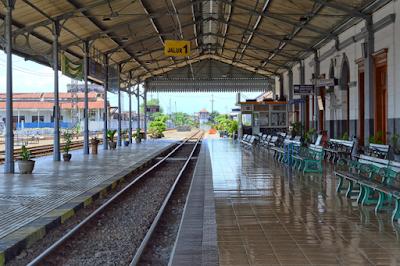 Kenali Lebih Jauh 4 Stasiun yang Ada di Kota Solo
