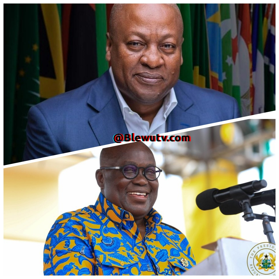 Culture of Silence: The Police Couldn't Stop the Two Demonstrations held against Former President Mahama, Why? - Ghanaians