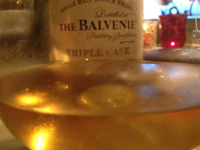 Monkey Shoulder - The Balvenie - Whiskey - Whisky - Güisqui - The Balvenie Triple Cask - el gastrónomo - el troblogdita