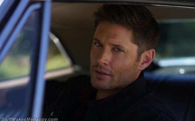 4. Sexiest TV Show - Jensen Ackles