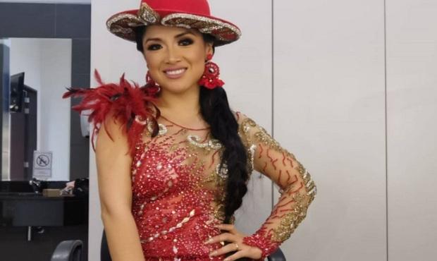 """Katy Jara regresa con concierto para """"Domingos de Fiesta"""" por TV Perú"""