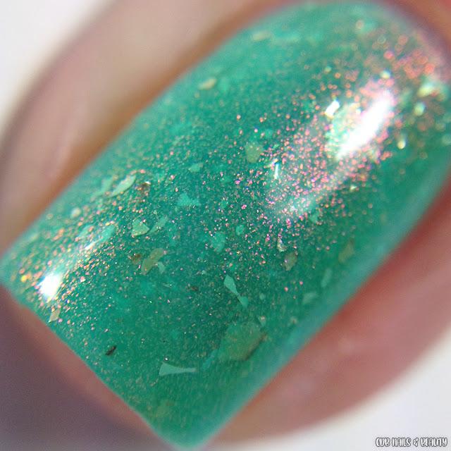 Glam Polish-Princess And The Pea