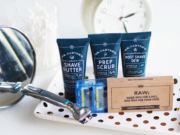 Beauty Bargain: Trial Dollar Shave Club and EARN £15