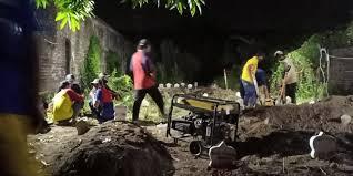 Cerita Angker dari Kuburan Para Teroris di Sidoarjo, Bau Busuk Menyengat
