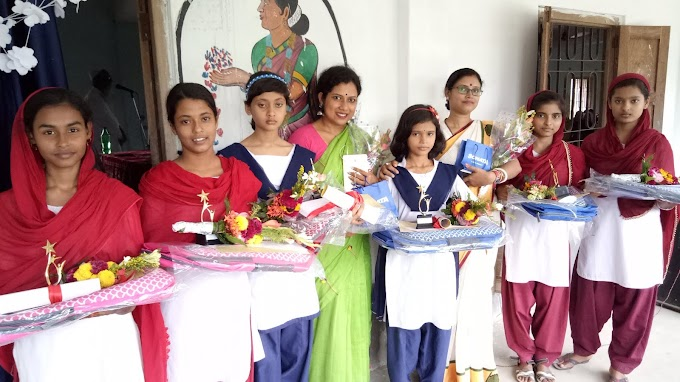 A Prize Day of your School, Short Paragraph prize distribution ceremony in school
