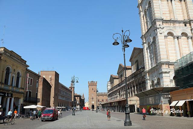 Ex-palazzo della ragione de Ferrara