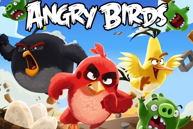Menurut data Angry Birds sudah diunduh sebanyak 250 juta kali df682105ae
