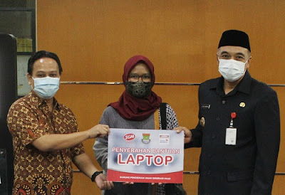 bantuan pendidikan di 10 kota di Indonesia