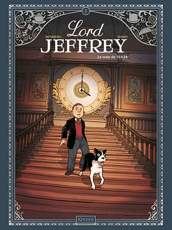 Lord Jeffrey - le train de 16h54 - tome 1