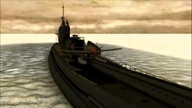 الغواصة اليابانية الحاملة للطائرات I-400-class