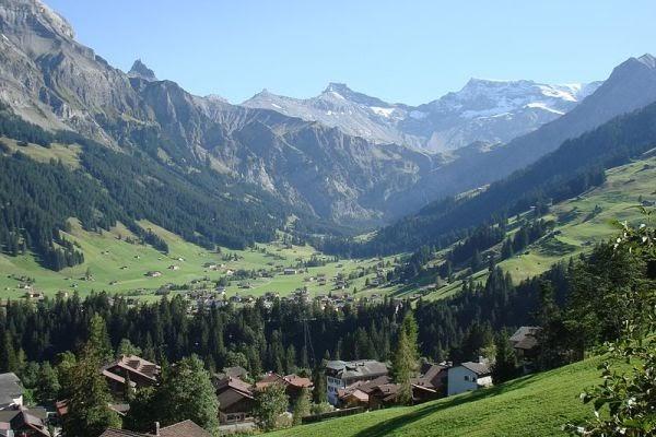 Adelboden, Bernese Oberland