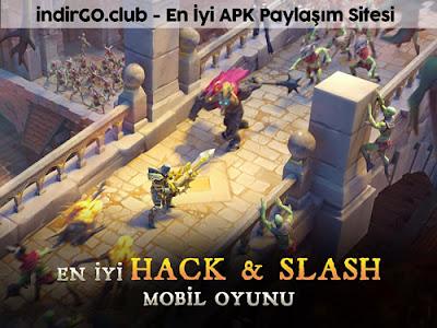 dungeon hunter 5 apk