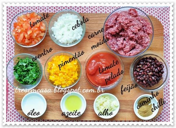 receita chilli beans