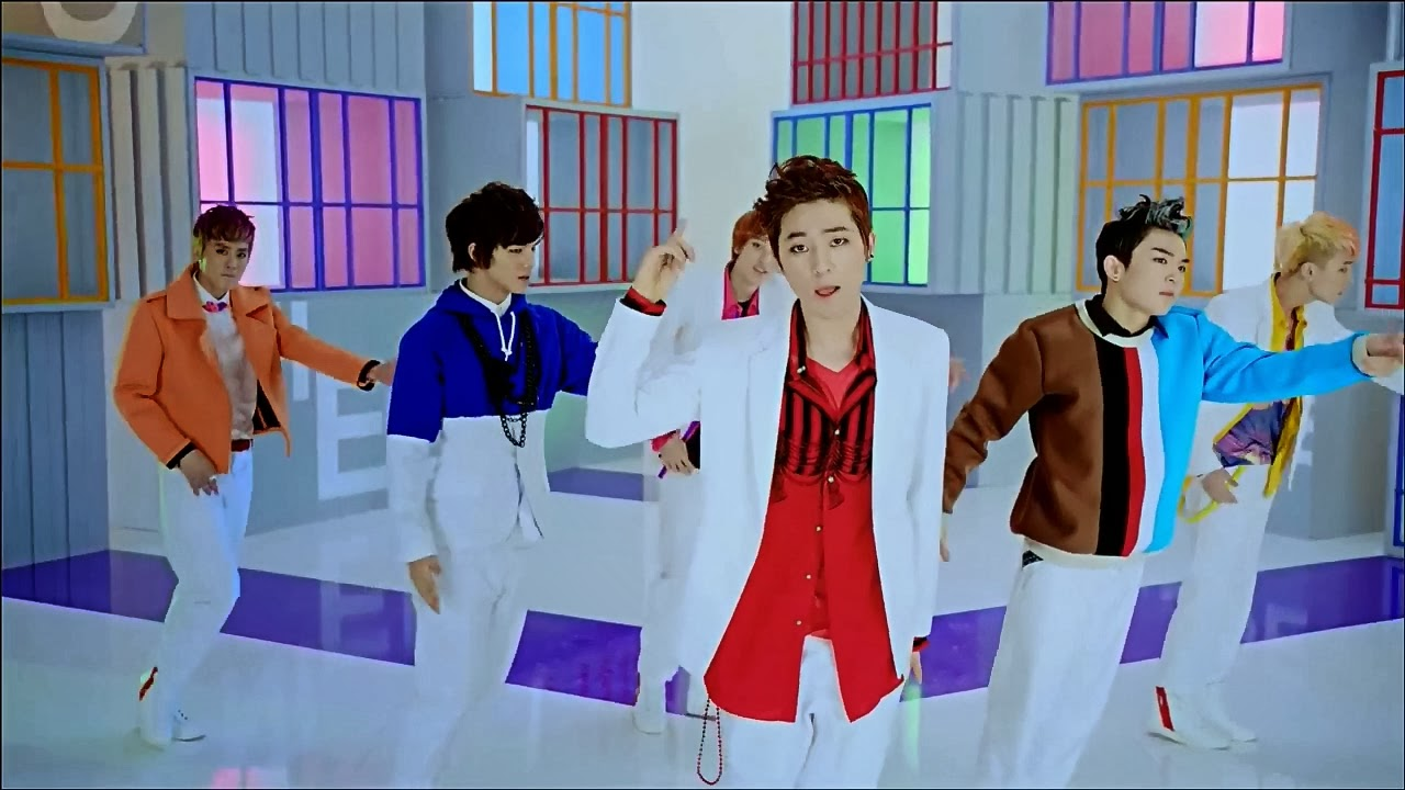 Teen Top - I Wanna Love και Miss Right who-is-who | I say