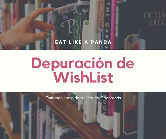 Depuración de Wishlist #1