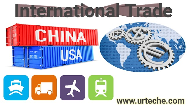 What is international/foreign trade ? Types of Trade - Tech Inside