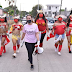 San Ildefonso Bulacan Mayor Cheer Her Constituents With A Squad In Darna Costume To Distribute Food Packs