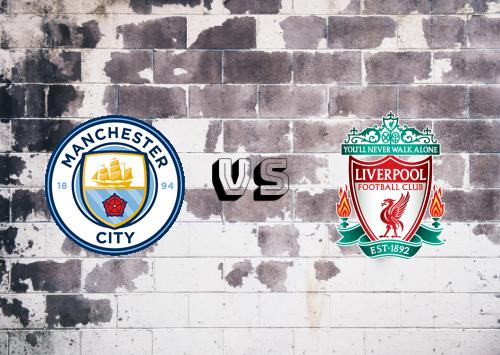 Manchester City vs Liverpool  Resumen y Partido Completo