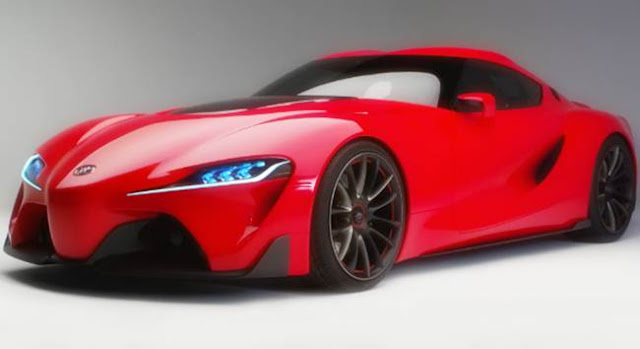 New Toyota Supra 2019 Price and Specs