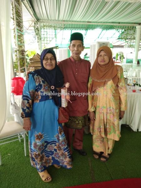 Jemputan Kahwin Anak Cousin Mrs. A