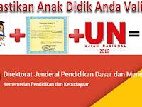 Cek NISN Siswa Kelas VI Guna Pendaftaran UN 2016