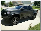 Chevy Colorado WINDOW TINT