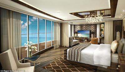 Regent Seven Seas Suite