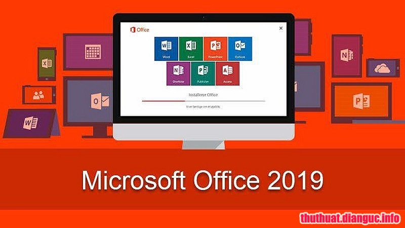 Download Microsoft Office 2019 Professional Plus Full Cr@ck