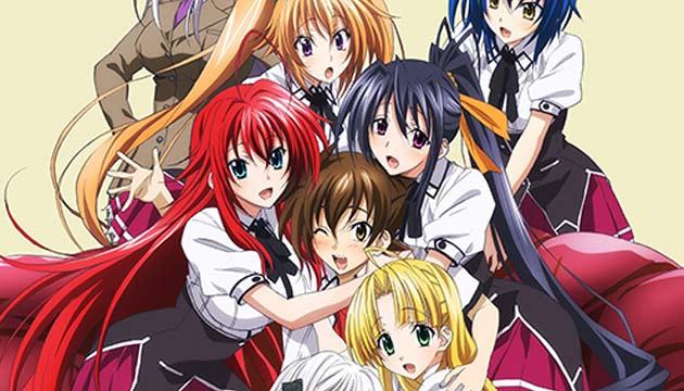 30 Rekomendasi Anime Harem Terbaik