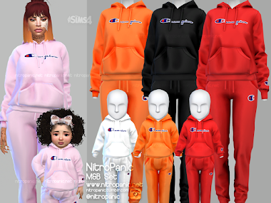 MB Set for The Sims 4