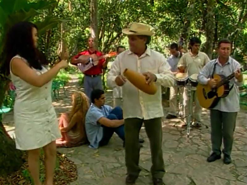 Polo Montañez - ¨Un montón de estrellas¨ - Videoclip. Portal Del Vídeo Clip Cubano - 07