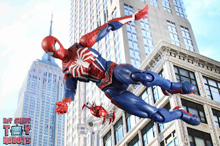 S.H. Figuarts Spider-Man Advanced Suit 40