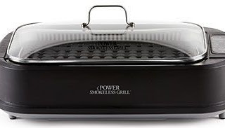 Grill All Year 'Round with the Amazing PowerXL Smokeless Grill!