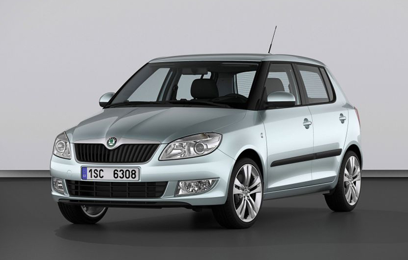 skoda fabia ambition 2012 technical specification specs. Black Bedroom Furniture Sets. Home Design Ideas