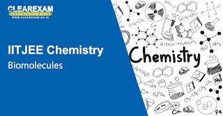 IIT JEE Chemistry Biomolecules
