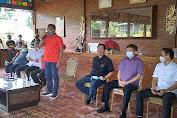 """Olly-Steven Bakar Semangat """"Senior Senior PDIP Sulut"""" Menangkan Pilkada 2020"""