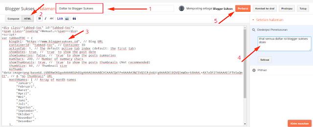 Cara Membuat Sitemap Blog  Otomatis SEO Friend