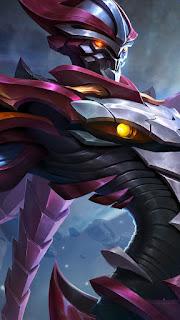 Zhask Crystallized Predator Heroes Mage of Skins V2