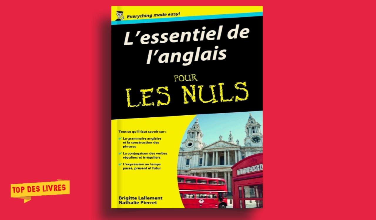 Télécharger : L'essentiel de l'anglais pour les nuls en pdf