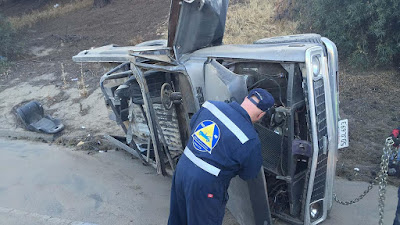 fresno northbound highway 41 suv accident tulare divisadero streets